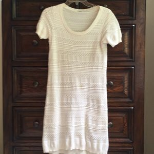 MNG by Mango lace fully lined size small dress